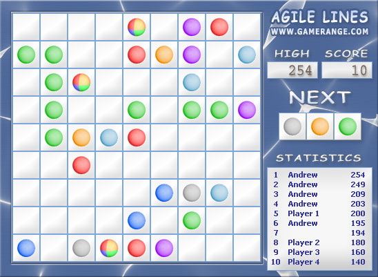 Agile Lines 1.3.1 Screen shot